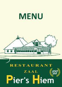 Dinnerkaart